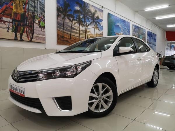 2014 Toyota Corolla 1.3 Prestige Kwazulu Natal Durban_0