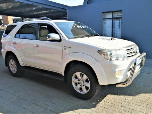 2009 Toyota Fortuner 3.0d-4d Rb At  Mpumalanga Ermelo_0