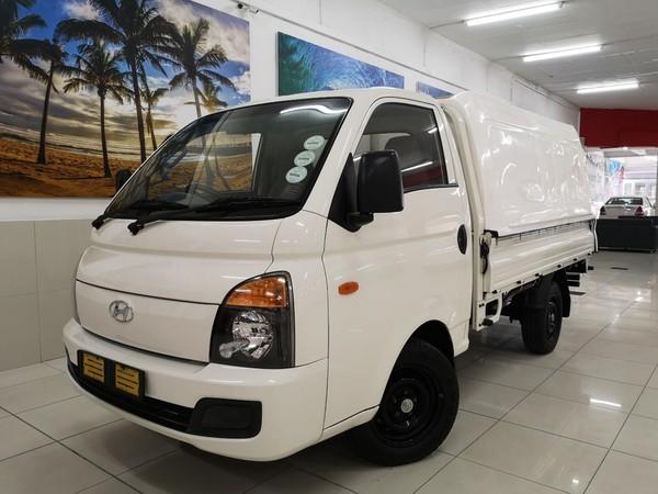 2016 Hyundai H100 Bakkie 2.6d Ac Fc Ds  Kwazulu Natal Durban_0