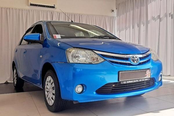 2014 Toyota Etios 1.5 Xs  Kwazulu Natal Amanzimtoti_0