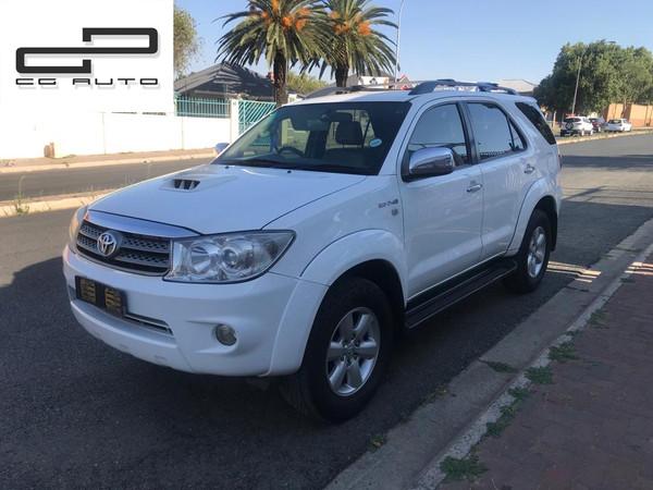 2009 Toyota Fortuner 3.0d-4d Rb At  Gauteng Rosettenville_0
