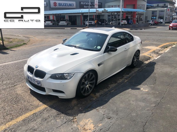 2012 BMW M3 M-dct  Gauteng Rosettenville_0