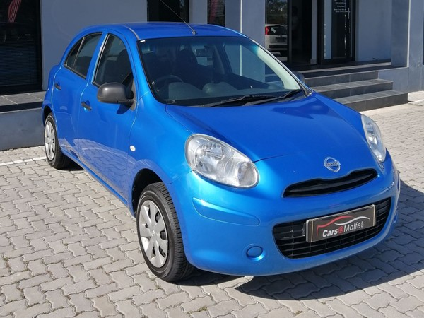 2011 Nissan Micra 1.2 Visia 5dr d82  Eastern Cape Port Elizabeth_0