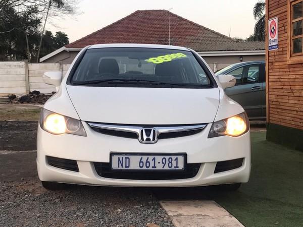 2010 Honda Civic 1.8i-vtec Vxi 5dr At  Kwazulu Natal Durban_0
