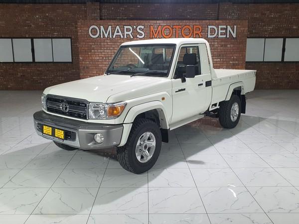 2020 Toyota Land Cruiser 79 4.2d Pu Sc  Mpumalanga Witbank_0