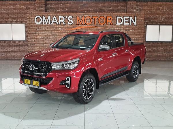 2020 Toyota Hilux 2.8 LEGEND 50 4X4 DC AT Mpumalanga Witbank_0
