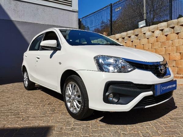 2019 Toyota Etios 1.5 Xs 5dr  Gauteng Roodepoort_0