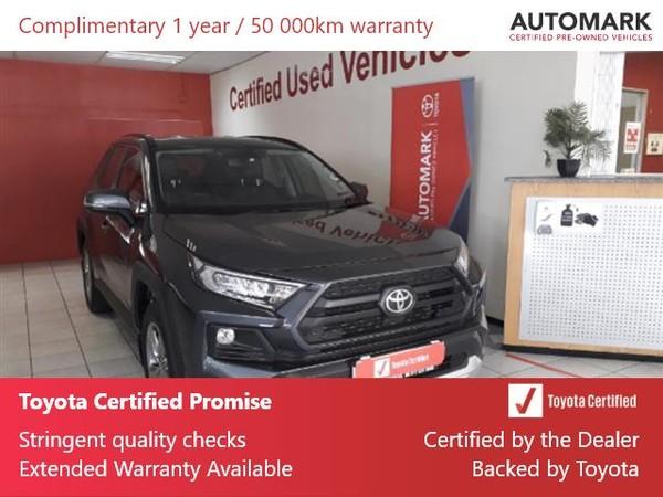 2019 Toyota Rav 4 2.0 GX-R CVT AWD Gauteng Springs_0
