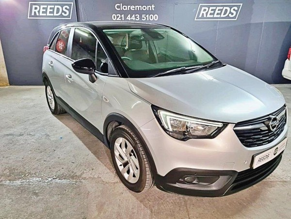 2020 Opel Crossland X 1.6TD Enjoy Western Cape Claremont_0