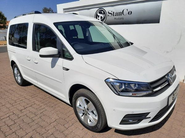 2020 Volkswagen Caddy 1.0 TSI Trendline Mpumalanga Trichardt_0