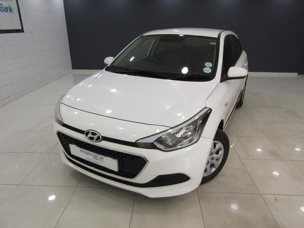 2017 Hyundai i20 1.2 Motion Gauteng Pretoria_0
