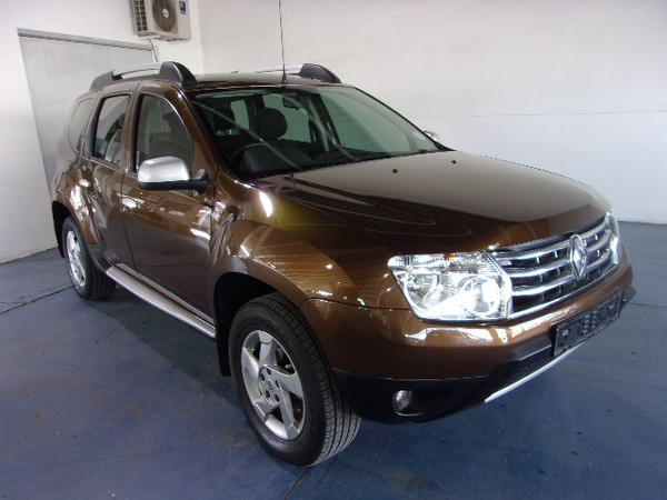 2013 Renault Duster 1.6 Dynamique Free State Kroonstad_0