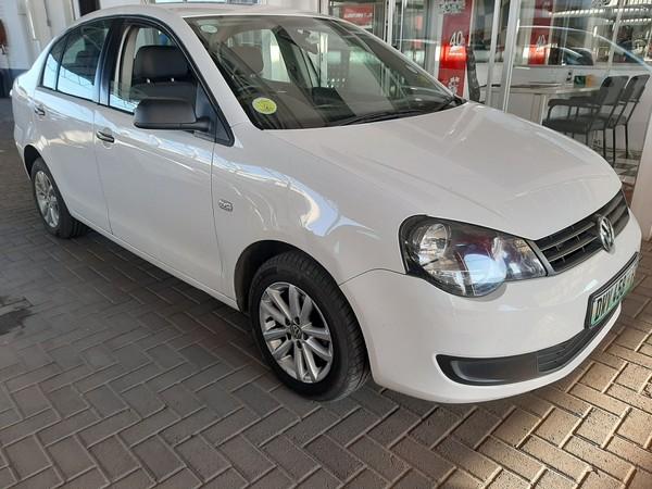 2010 Volkswagen Polo Vivo 1.4 Trendline Free State Bloemfontein_0