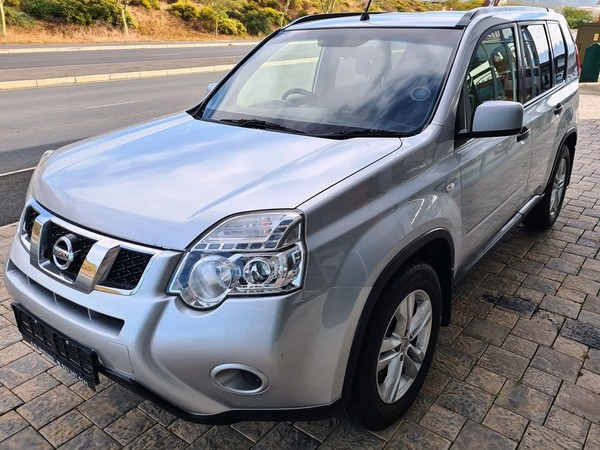 2014 Nissan X-Trail 2.0 Dci 4x2 Xe r82r88  Western Cape Worcester_0