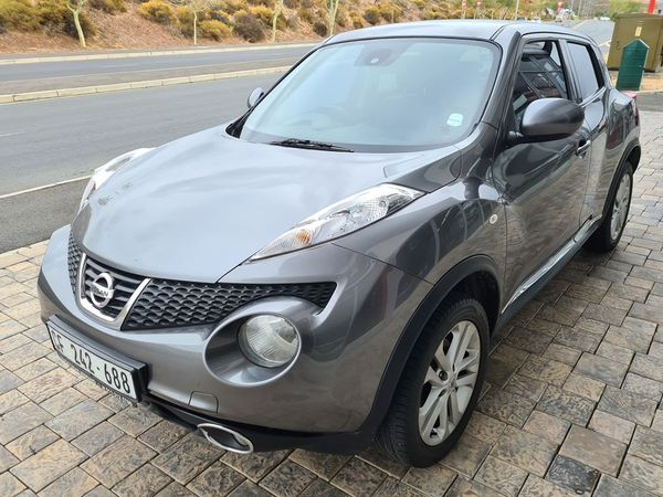 2012 Nissan Juke 1.6 Dig-t Tekna  Western Cape Worcester_0