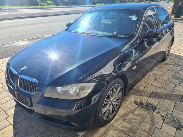 2008 BMW 3 Series 325i Exclusive At e90  Western Cape Worcester_0