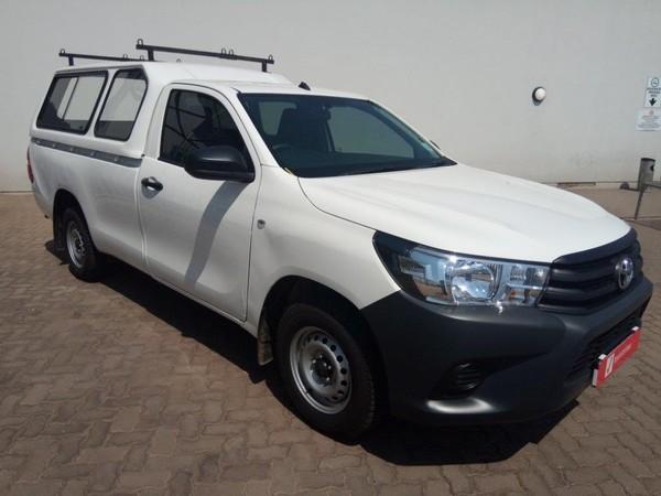2020 Toyota Hilux 2.4 GD AC Single Cab Bakkie Gauteng Bronkhorstspruit_0