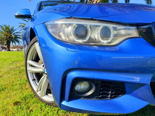 2014 BMW 4 Series 435i Convertible M Sport Auto Western Cape Goodwood_0