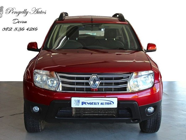 2014 Renault Duster 1.6 expression Western Cape Tokai_0