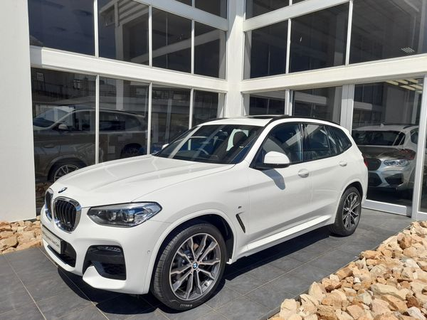 2020 BMW X3 xDRIVE 20d M-Sport G01 Mpumalanga Secunda_0