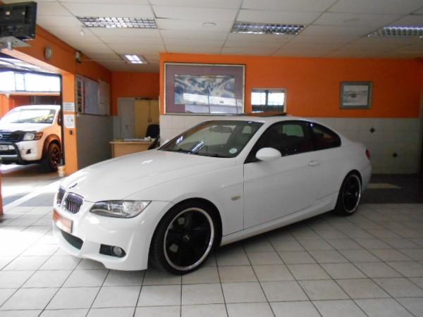 2008 BMW 3 Series 325i Coupe Sport e92  Kwazulu Natal Durban_0