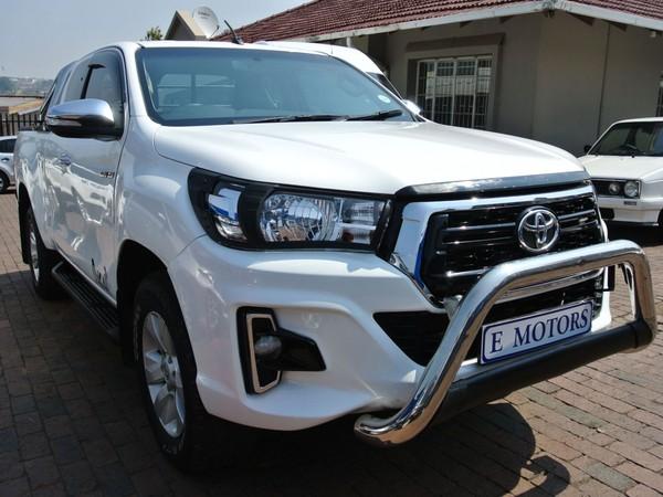 2017 Toyota Hilux 2.8 GD-6 RB Raider Extended Cab Bakkie Gauteng Bramley_0