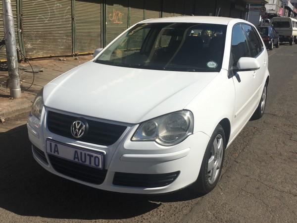 2008 Volkswagen Polo 1.6 Comfortline  Gauteng Johannesburg_0
