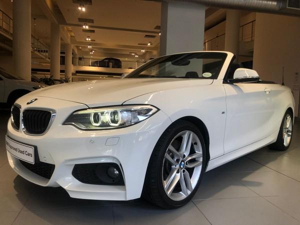2016 BMW 2 Series 228i Convertible M Sport Auto F23 Western Cape Cape Town_0