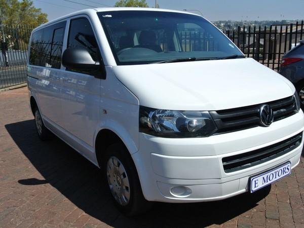 2014 Volkswagen Transporter T5 Cbus 2.0 Bitdi Swb 132 Kw Fc Pv  Gauteng Bramley_0