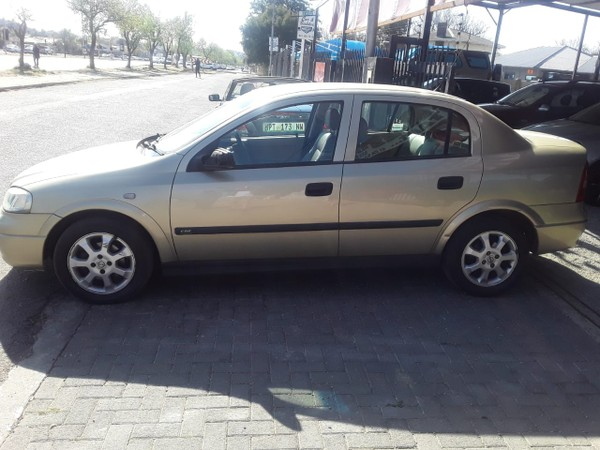 2003 Opel Astra 1.6 Cs Ac  North West Province Klerksdorp_0