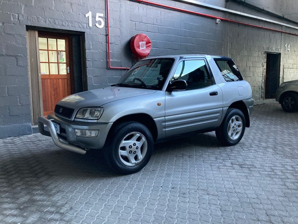 1998 Toyota Rav 4 Rav4 3 Door  Western Cape Western Cape_0