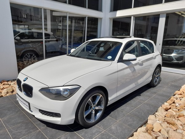 2014 BMW 1 Series 116i 5dr f20  Mpumalanga Secunda_0