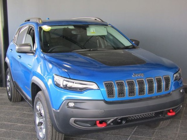2020 Jeep Cherokee 2.0T Trailhawk Auto Limpopo Polokwane_0