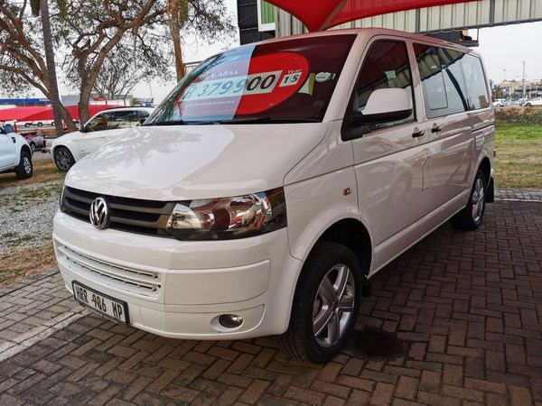 2015 Volkswagen Transporter T5 Cbus 2.0 Bitdi Swb 132 Kw 4mot Dsg Fc Pv  Mpumalanga Nelspruit_0