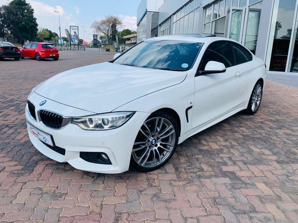 2014 BMW 4 Series Coupe M Sport Gauteng Sandton_0