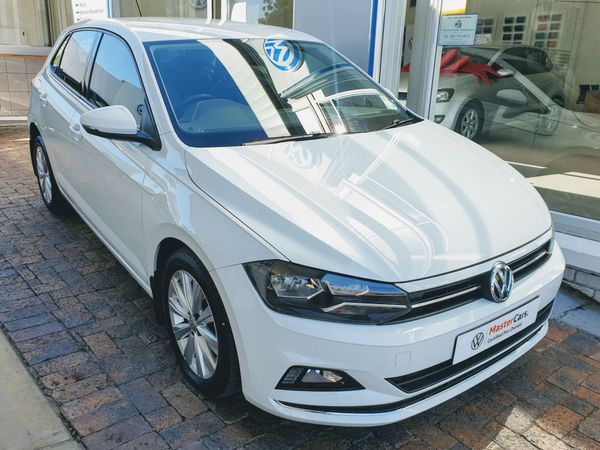 2018 Volkswagen Polo 1.0 TSI Highline DSG 85kW Western Cape Oudtshoorn_0