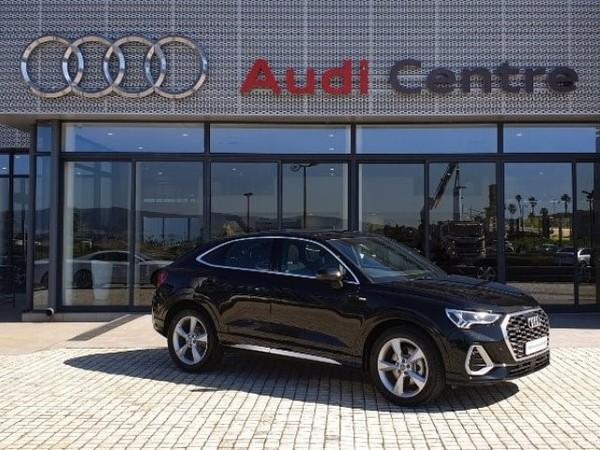 2020 Audi Q3 Sportback 2.0T FSI Quat STRON S Line 40 TFI Western Cape Century City_0
