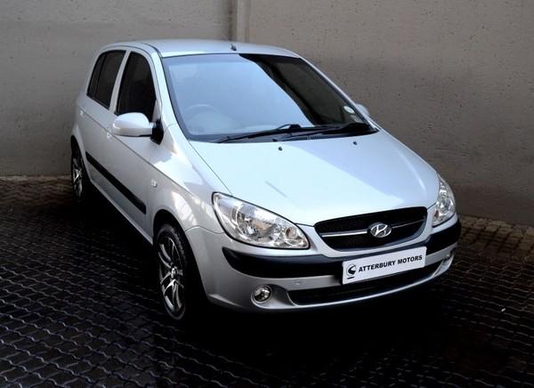 2011 Hyundai Getz 1.4  Gauteng Pretoria_0