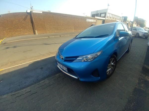 2015 Toyota Auris 1.6 XS Gauteng Johannesburg_0