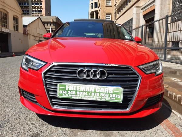 2017 Audi A3 1.4 TFSI STRONIC Gauteng Johannesburg_0