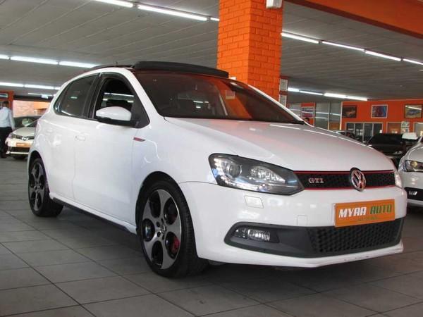2013 Volkswagen Polo Gti 1.4tsi Dsg  Western Cape Cape Town_0