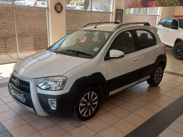 2016 Toyota Etios Cross 1.5 Xs 5Dr Eastern Cape Joubertina_0