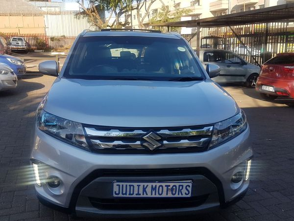 2017 Suzuki Vitara 1.6 GL Auto Gauteng Johannesburg_0