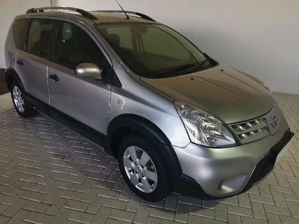 2015 Nissan Livina 1.6 Acenta X-gear  Mpumalanga Witbank_0