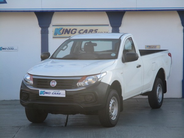2016 Fiat Fullback 2.4 MPi Single Cab Bakkie Eastern Cape Port Elizabeth_0