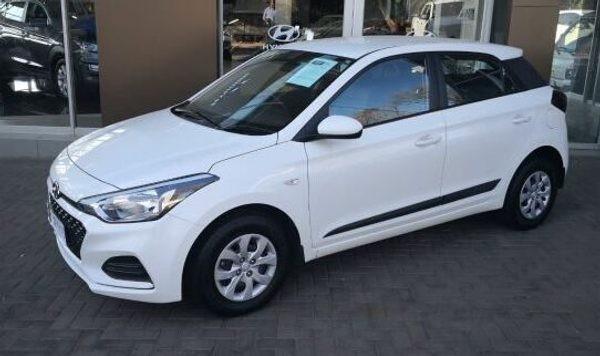 2019 Hyundai i20 1.2 Motion Gauteng Randburg_0