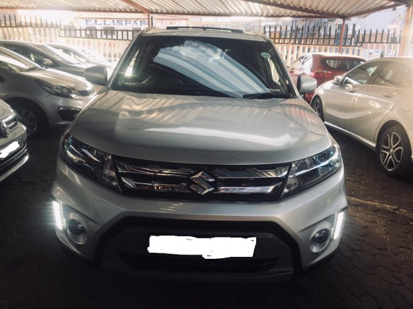 2018 Suzuki Vitara 1.6 GLX Auto Gauteng Jeppestown_0