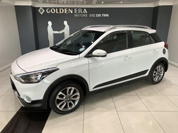 2018 Hyundai i20 1.4 Active Gauteng Pretoria_0