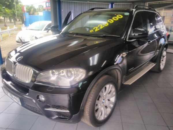 2010 BMW X5 Xdrive50i At  Gauteng Boksburg_0