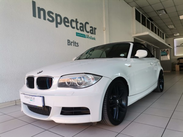 2014 BMW 1 Series 135i Convertible At  North West Province Brits_0